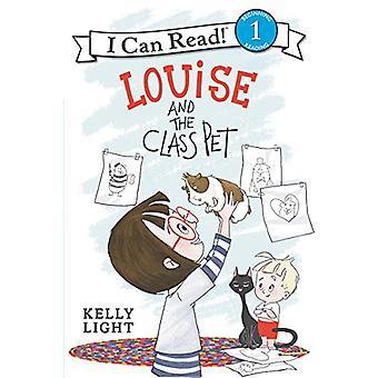 Louise e l'animaletto della classe di Louise e l'animaletto della classe - 9780062363688