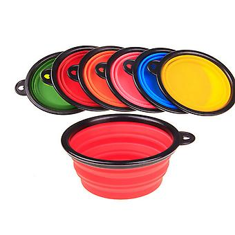 Water bowl, food bowl-collapsible