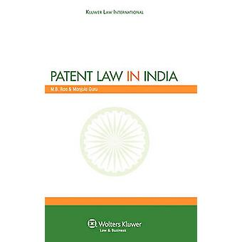 Patent Law in India by Rao & M.B.