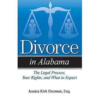 Divorce en Alabama: le processus juridique, vos droits et à quoi s'attendre
