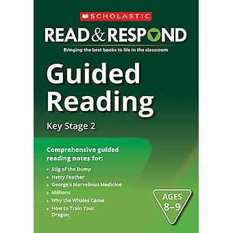 Guided Reading (Ages 8-9) by Sarah Snashall - Pam Dowson - Eileen Jon