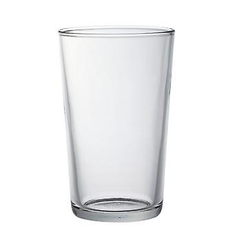 6. csomag Duralex Unie kúpos 33cl üveg Tumbler szett