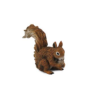 CollectA Red Squirrel - Eating Figurine Collectable Nature Learning
