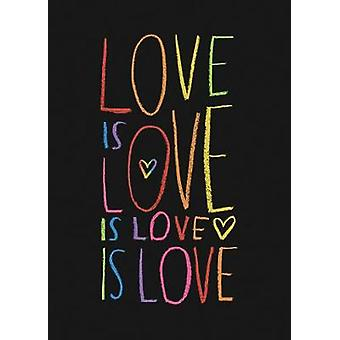 Love is Love is Love is Love by Sourcebooks - Inc. - 9781492664062 Bo