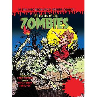 The Return of the Zombies! by Various - 9781631406300 Book