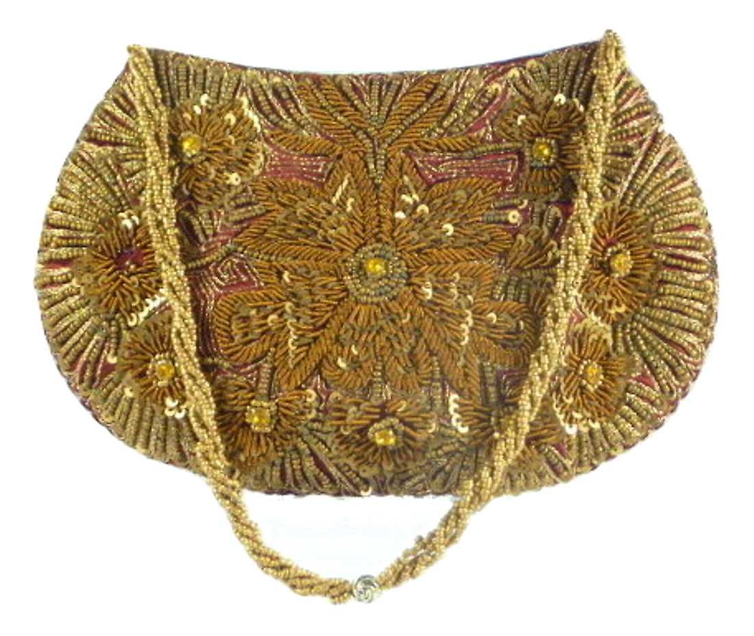 Raw Silk Clutch Bag 101 by Silk Sauvage at Pashmina & Silk