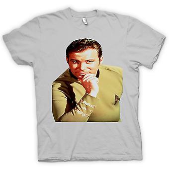 Kids t-skjorte - kaptein Kirk - Star Trek