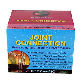 Body Ammo Effervescent Joint Connection (with MSM) 30 sachets
