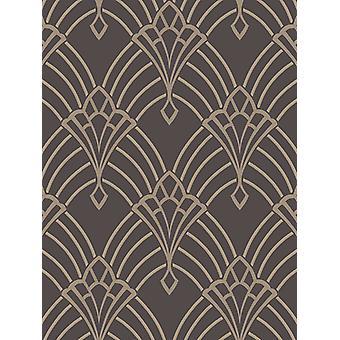 Astoria Deco Wallpaper Rasch