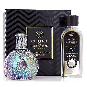 Ashleigh & Burwood Duft Öl Lampe Home Geschenk Set Diffusor Fee Ball