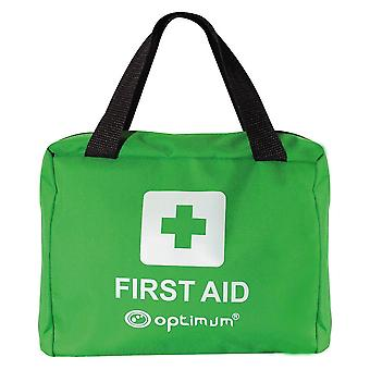 Optimum Home Office Car Outdoor Emergency Sports First Aid Kit
