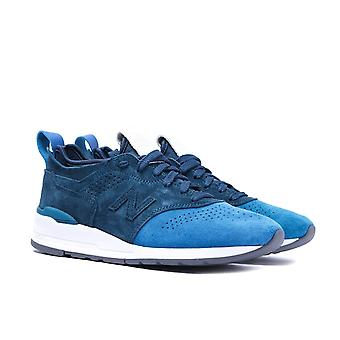 New Balance 997 Made in the USA Blue & Teal Trainers