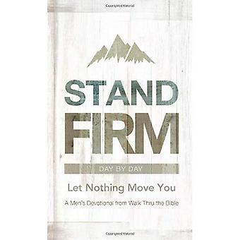 Stand Firm Day by Day HB