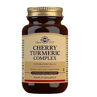Solgar Cherry kurkuma complex Vegicaps 60 (36213)