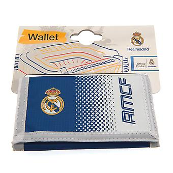 Real Madrid Fade Brieftasche 13x8cm