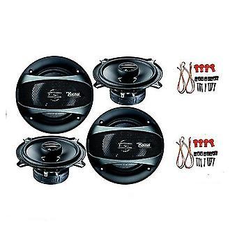 ZK Citroen, Citroen ZX Refelx, aura, break, speaker Kit, door front and rear