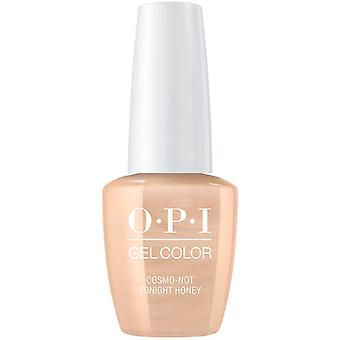 OPI GelColor Gel Farbe - Soak Off Gel Polish - Cosmo not Tonight Honey 15ml (GC R58)