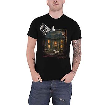 Opeth T Shirt In Cauda Venenum Album cover Band Logo new Official Mens Black