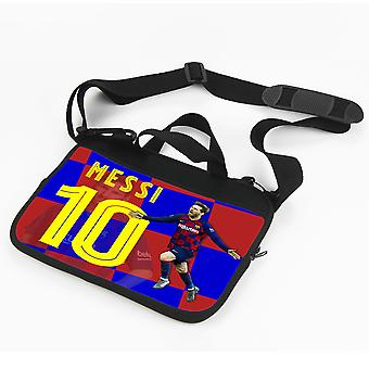 Messi Laptop Sleeve-Barcelona & Argentina Computer bag laptop bag 13 ' '