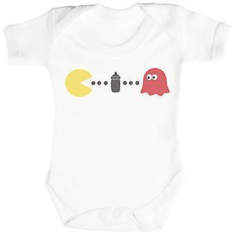 Milk Bottle Target - Baby Bodysuit