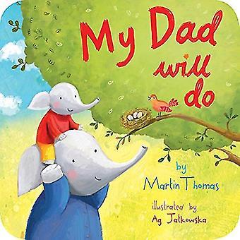Min pappa kommer att göra