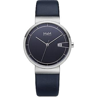 M et M Allemagne M11953-746 Date Ladies Watch