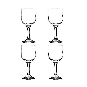 Rayware Tulip Red Wine Glasses (Set Of 4)