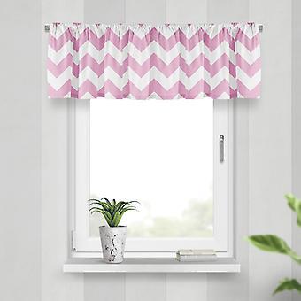 Meesoz Querbehänge - Zigzag Pink
