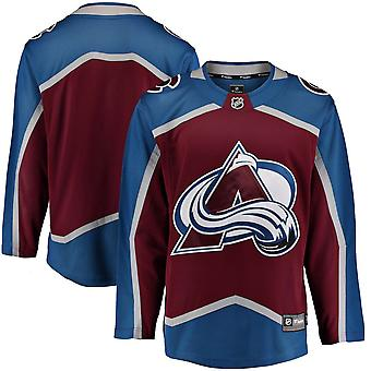 Fanatics Nhl Colorado Avalanche Home Breakaway Jersey