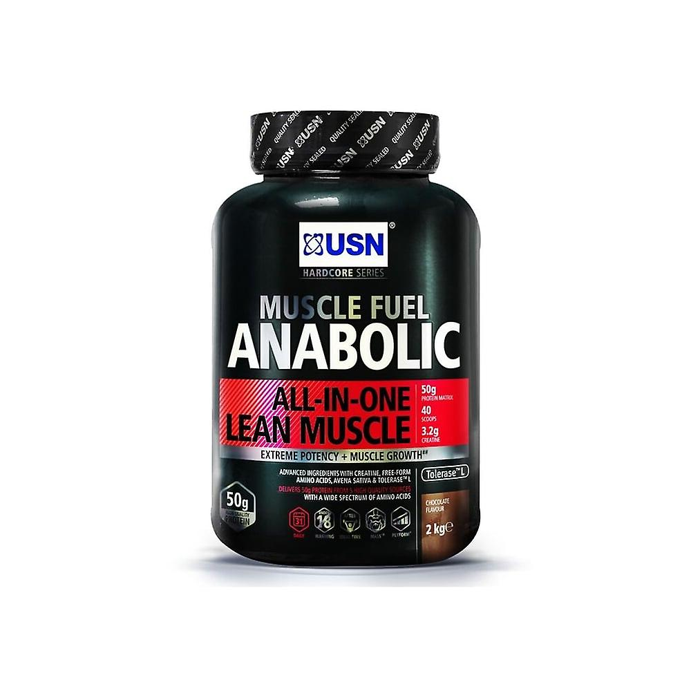 USN Usn Muscle Fuel Anabolic