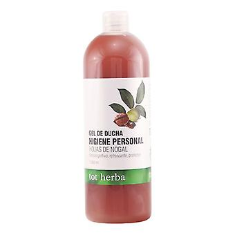 Shower Gel Hojas De Nogal Tot Herba (1000 ml)