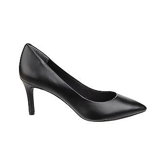 Rockport mujeres/señoras Total Motion Point Toe Stiletto zapato de cuero