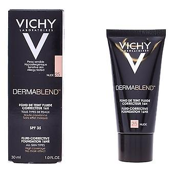 Fluid Foundation Make-up Dermablend Vichy