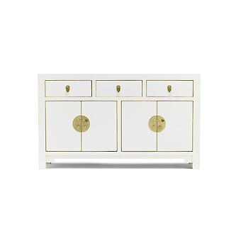 The Nine Schools Qing White Large Sideboard - Baumhaus