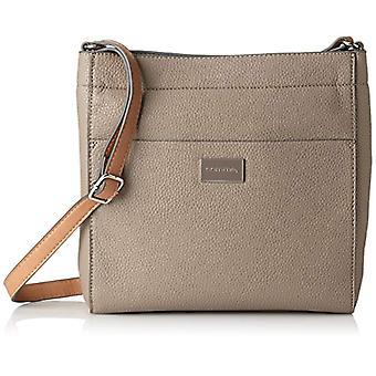 Comma 4180000012 Purple Woman handbag (Taupe 104)) 8x26x29 cm (B x H x T)