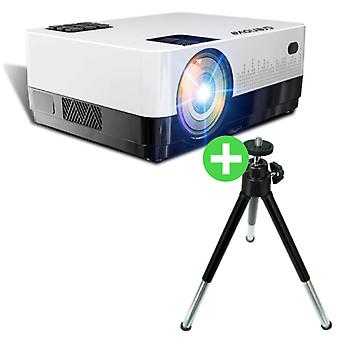 CRENOVA C9 LED projector & statief-beamer Home Media speler
