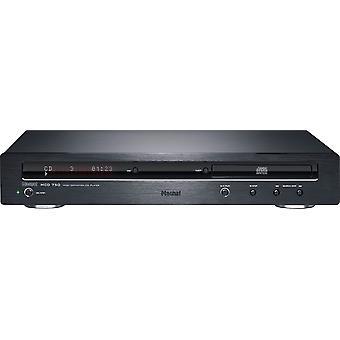 Magnat MCD 750, CD-Speler, zwart, nieuwe goederen, 1 stuk