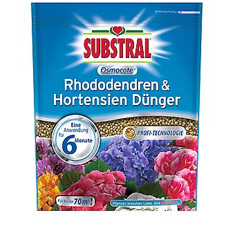 SUBSTRAL® Osmocote Rhododendrons & Hydrangea fertilizer, 1.5 kg