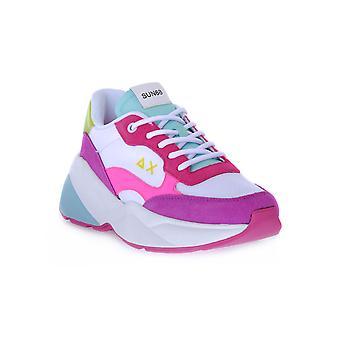 Sun68 01 dani nylon mesh sneakers fashion