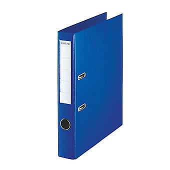 RVFM A4 Folder Lever Arch File 50mm Polypropylene Blue