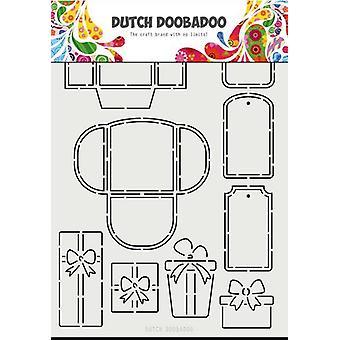 Hollandsk Doobadoo hollandske Mask Art A4 Etiketter & tags A4 470.715.813