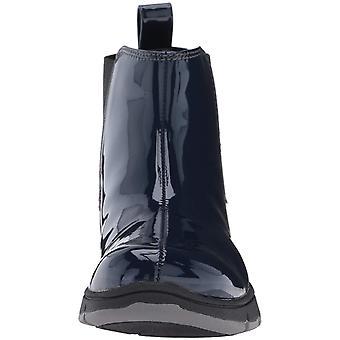 Easy Street Womens Lena Round Toe Ankle Rainboots