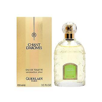 Chant d'aromes by guerlain for women 3.4 oz eau de toilette spray