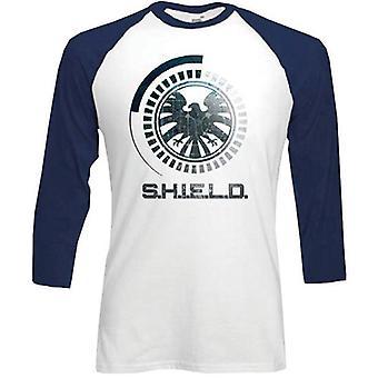 Marvel S.H.I.E.L.D. symbool T-shirt