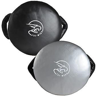 Tuf Wear Eagle Punch Shield Black / Silver