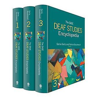 Den SAGE Deaf Studies Encyclopedia av Gertz & Genie