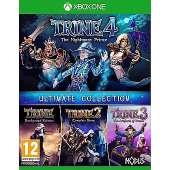 Gioco Xbox One Trine Ultimate Collection