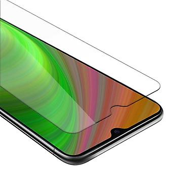 Cadorabo Tank Foil for Xiaomi Mi 9 - Protective Film in KRISTALL KLAR - Tempered Display Protective Glass in 9H Hardness with 3D Touch Compatibility