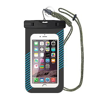 Waterproof Phone Bag black