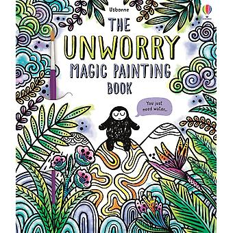 Unworry Magic Painting Book by tbc tbc